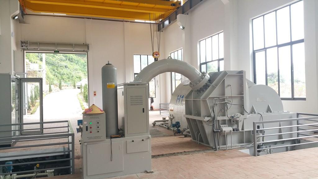 Tổ máy phát Thủy điện Nậm Nhùn 2